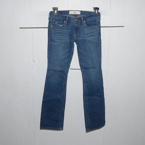 Hollister slim boot womens jeans size 3 S 7185
